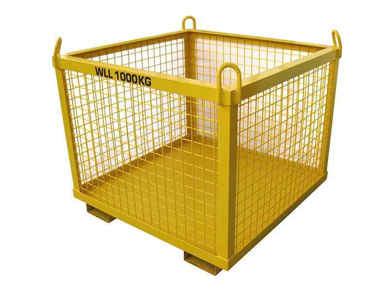 Loadset Lifting Cage – 1 Tonnes