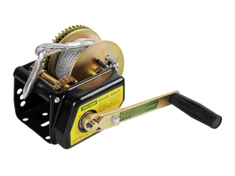 Jarrett Brake Hand Winch 500kg – Cable