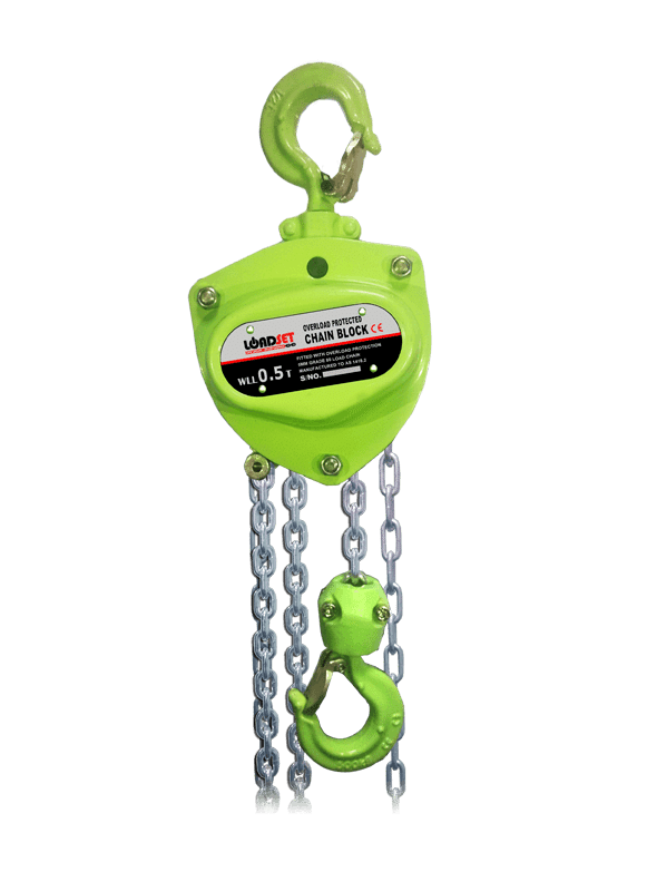 Loadset Chain Hoists