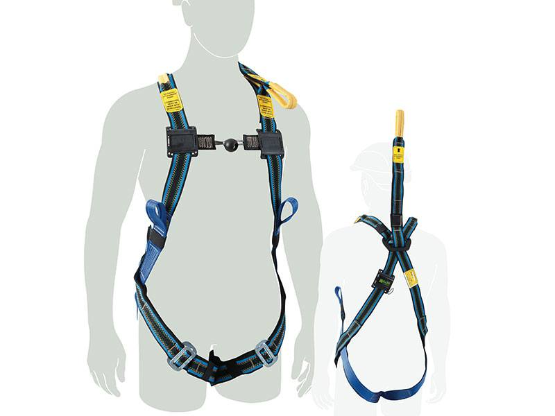 Miller Glove And Barrier Harness