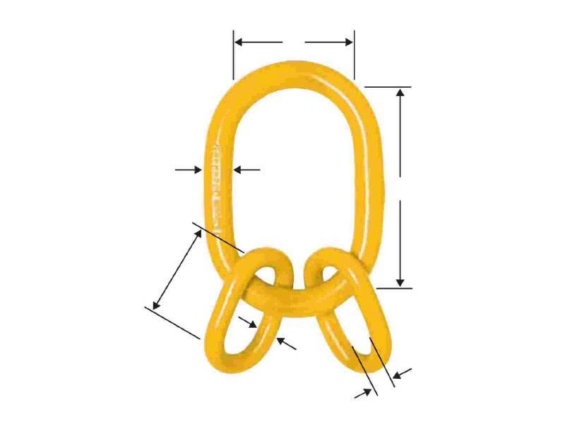 Multi Oblong Link