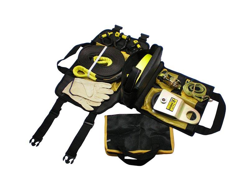 Black Rat 4WD Safety Recovery Bag Kit