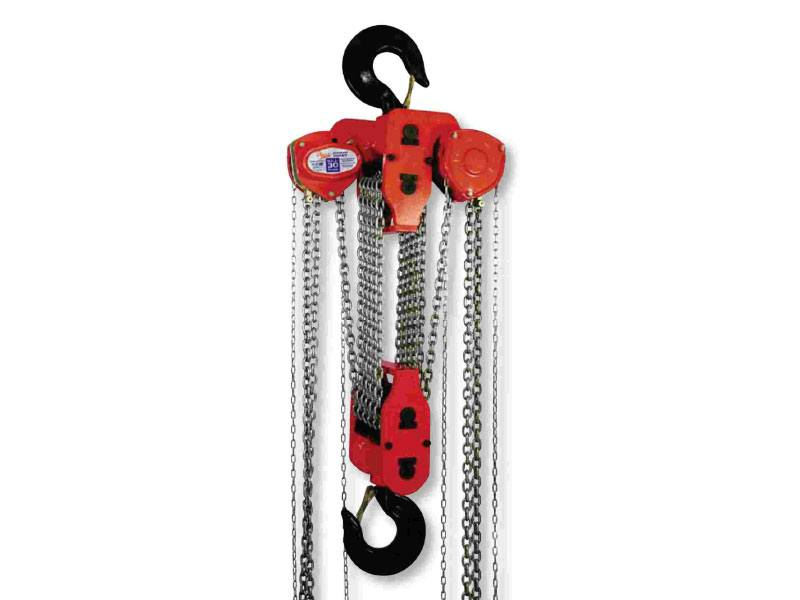 Oz Blok Hand Chain Hoist 30 – Tonne