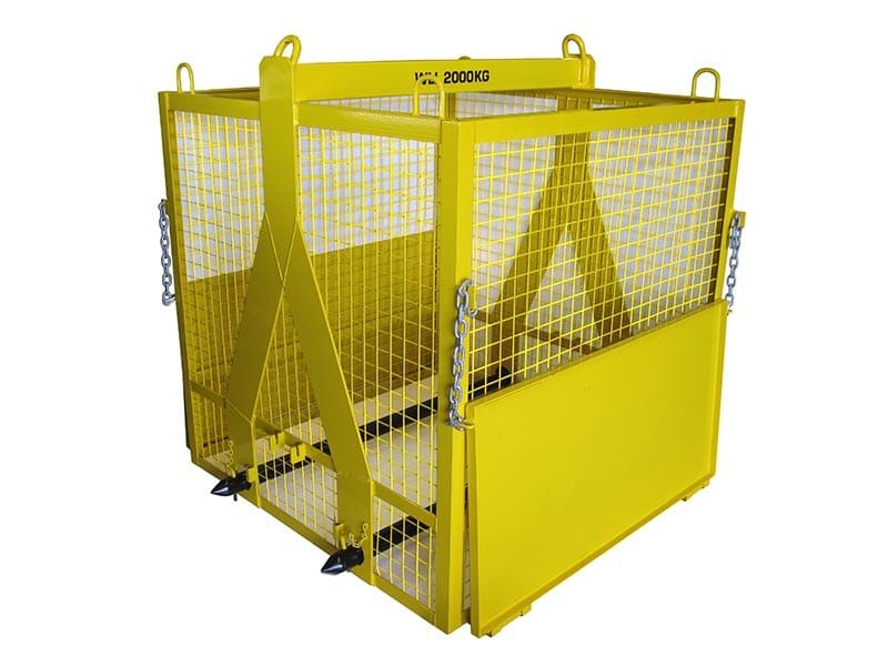 Loadset Pallet Lifting Cage – 2 Tonne
