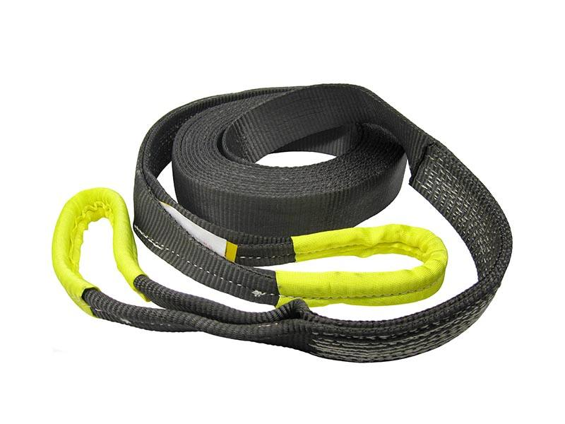Black Rat 4WD Recovery Strap