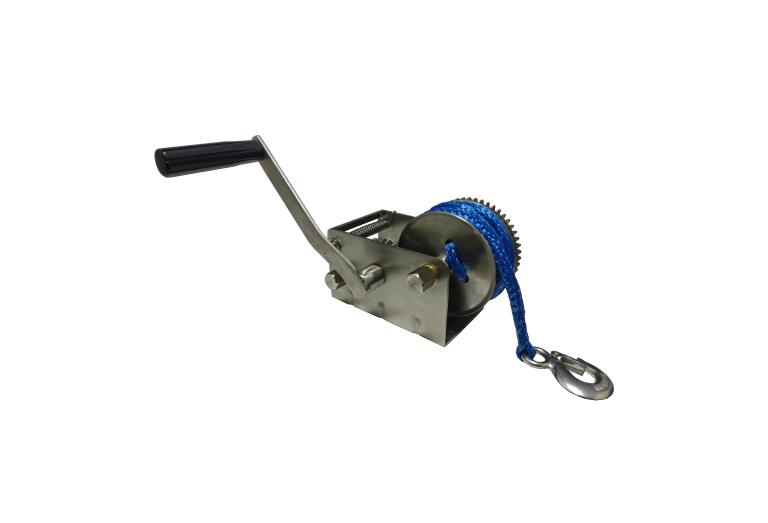 Stainless Hand Winch