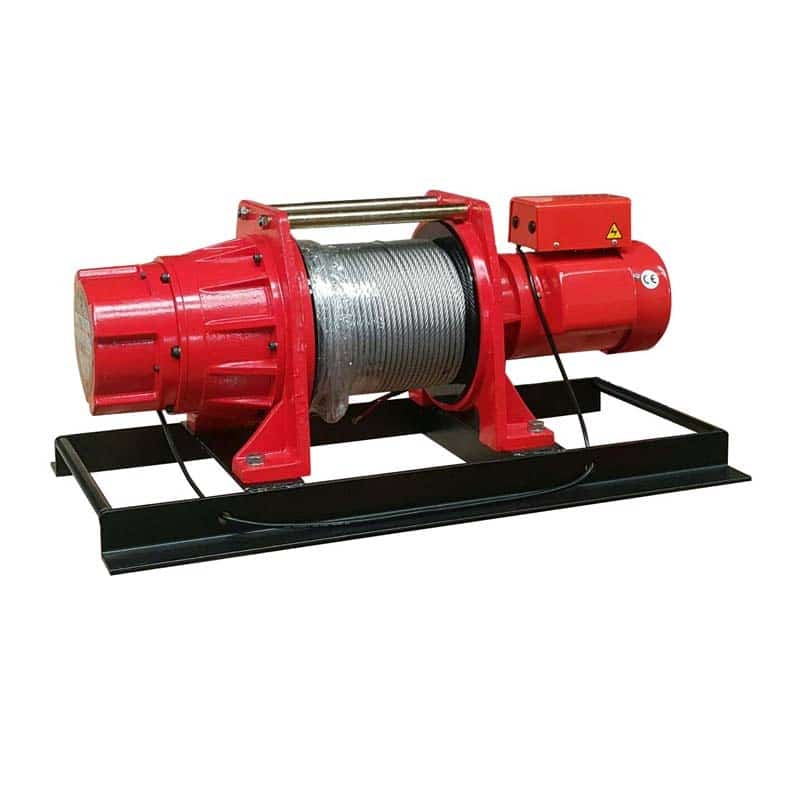 KIO-WINCH Electric Winch GG-503