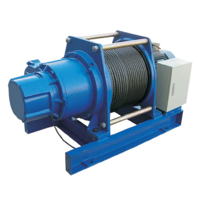 Electric Winch GG-1100-2000